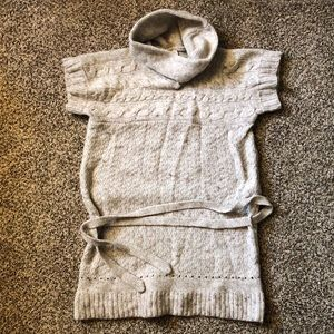 Zara Knit Tunic Sweater